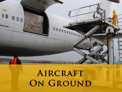 COMING SOON! Aircraft On groud banner