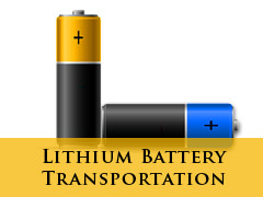 COMING SOON! Lithium battery verrtical banner